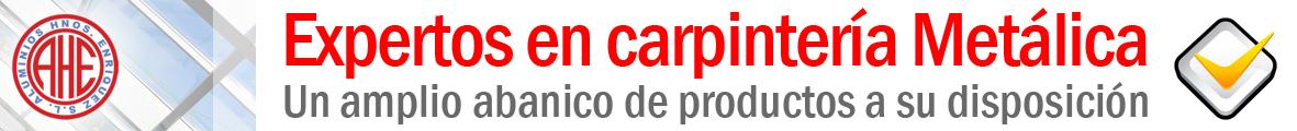 expertos en carpinteria metalica