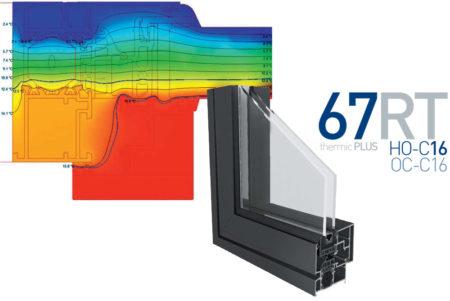 carpinteria aluminio transmitancia termica abatible 67rtthermicpluscho16