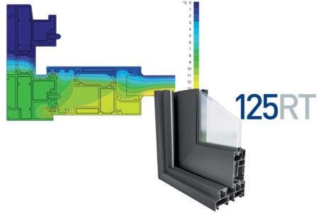 carpinteria aluminio transmitancia termica corredera 125rt
