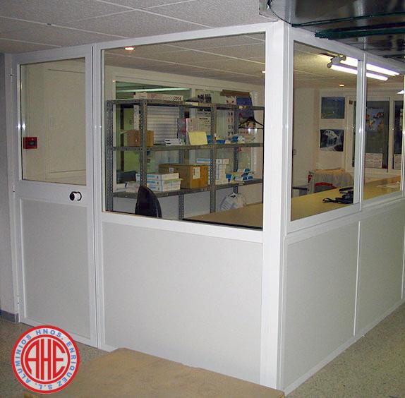 puertas aluminio madrid