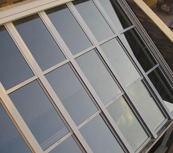 techos de aluminio fijos madrid