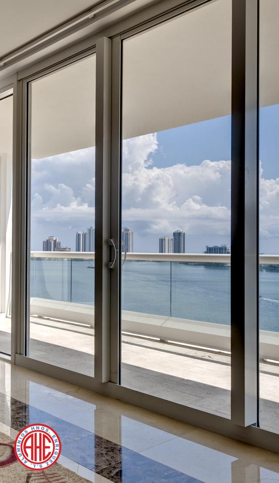 Ventanas de aluminio madrid expertos en ventanas de aluminio for Colores de aluminio para ventanas en mexico