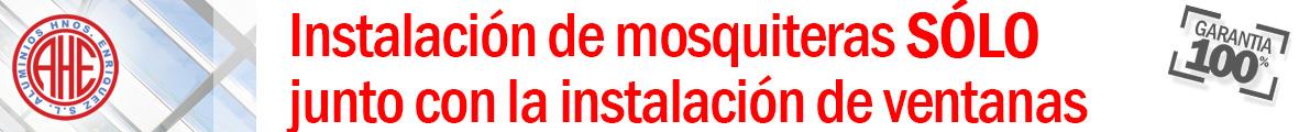 mosquiteras madrid