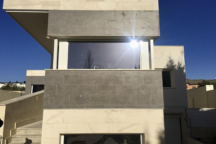 carpinteria de aluminio valdemoro